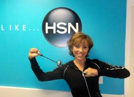 Forbes Riley & Home Shopping Network Logo