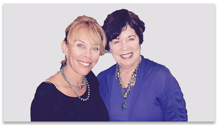 Patty Aubery, President, Jack Canfield Companies and Sue